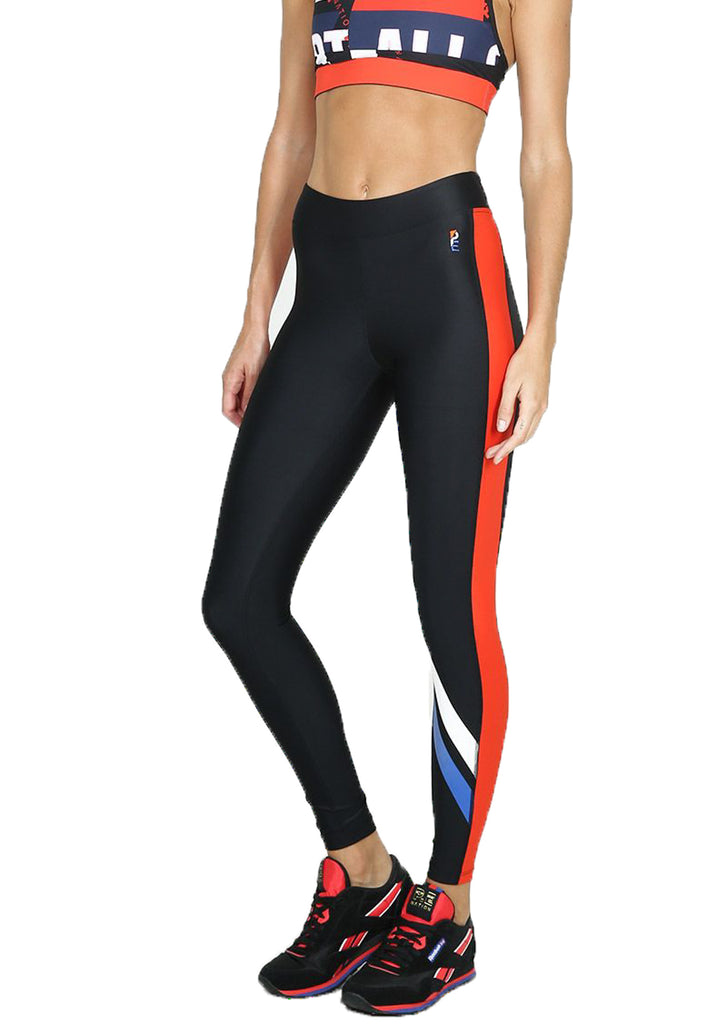 THE KNOCK OUT LEGGING - BLACK