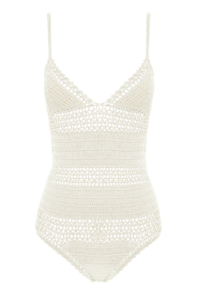 ESSENTIAL BABY DOLL ONE PIECE - NATURAL