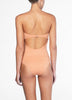 RUCHED ONE PIECE - SHIMMER
