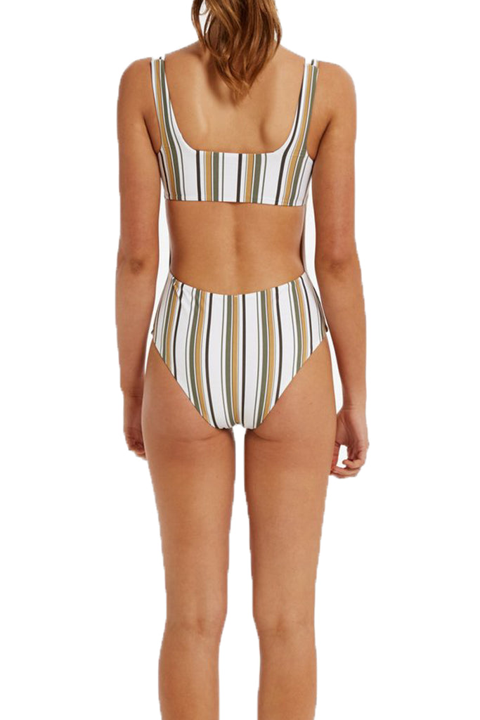 ISLAND ONE PIECE - STRIPE