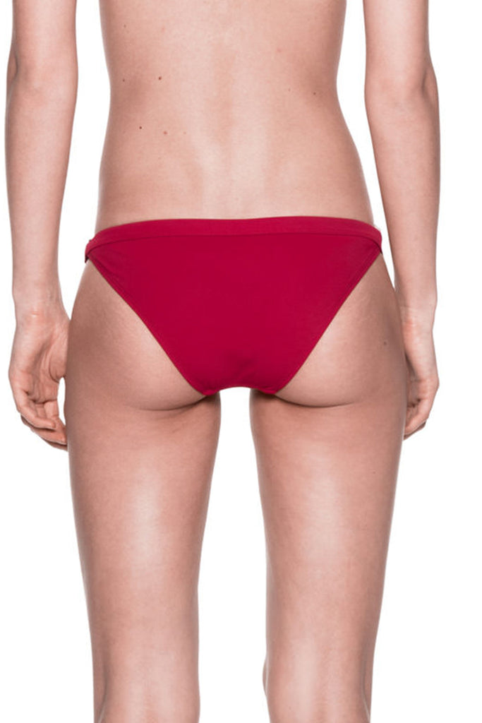 TRI LOCK BRIEF - CHERRY