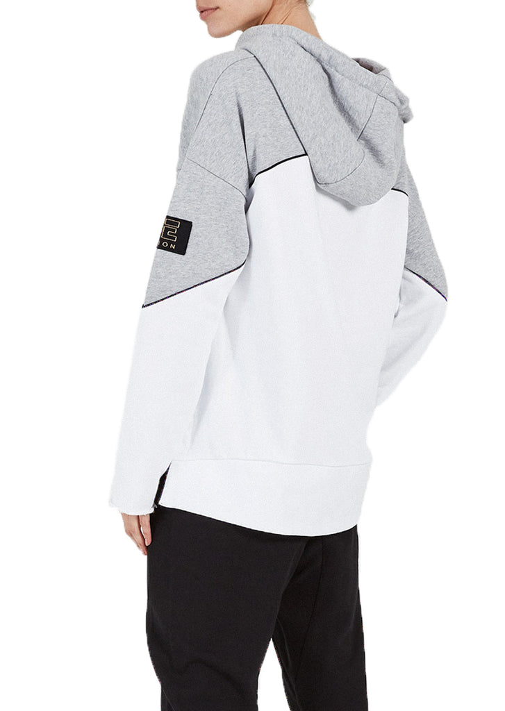THE GREATEST GAME HOODIE - GREY MARLE