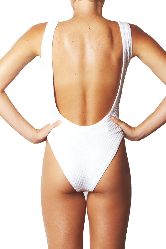 MILO ONE PIECE - WHITE