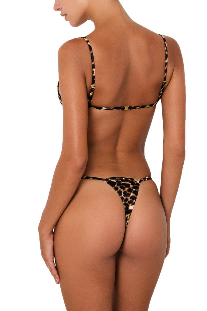 JANE BOTTOM - LEOPARD LUXE