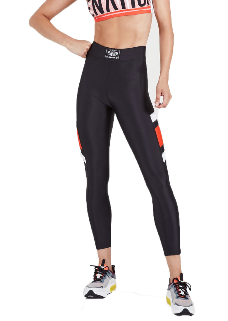 RAZOR LEGGING - BLACK