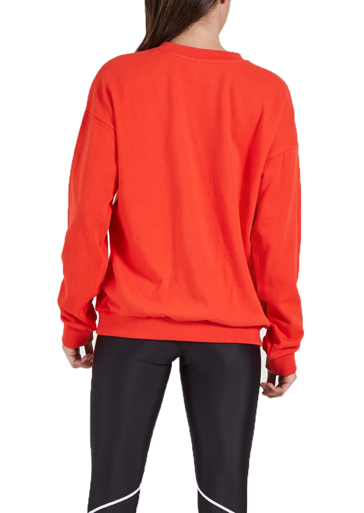 AMPED UP SWEAT - RED