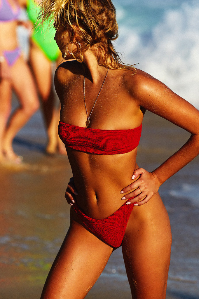 GABRIELLE BIKINI SET - RED