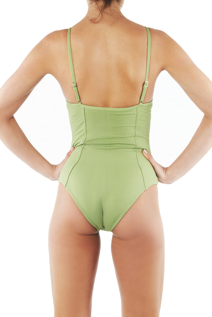 CANOPIES ONE PIECE - FERN GREEN