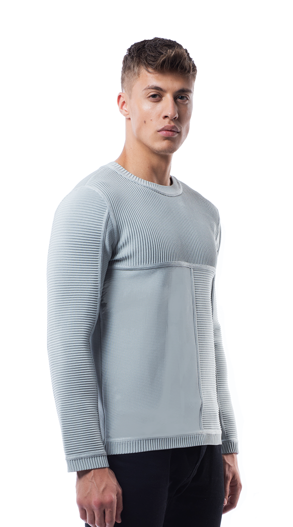 Caparo Sweater in Grey
