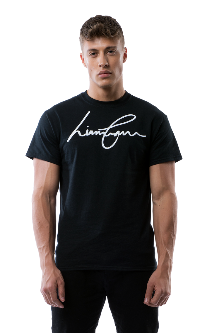 Signature Tee in Black