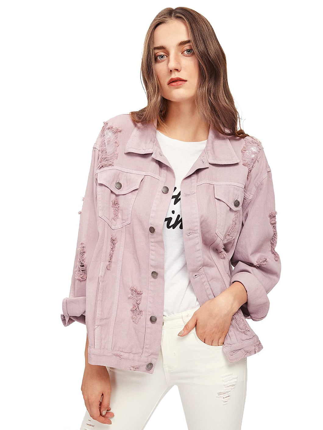 Casual Long Sleeve Jacket