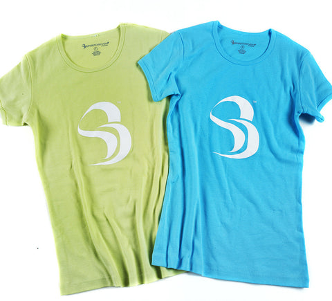 SPIRITDRIVEN® Ladies' Graphic Cotton Knit