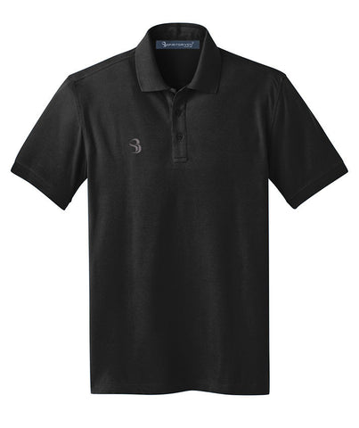 SPIRITDRIVEN® Men's Performance Fine Pique Polo