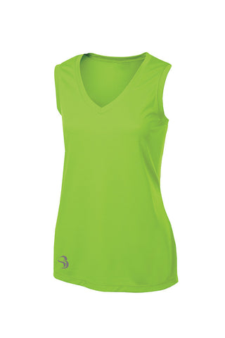 SPIRITDRIVEN® Ladies' DriWick™ SD STRONG™ Vneck