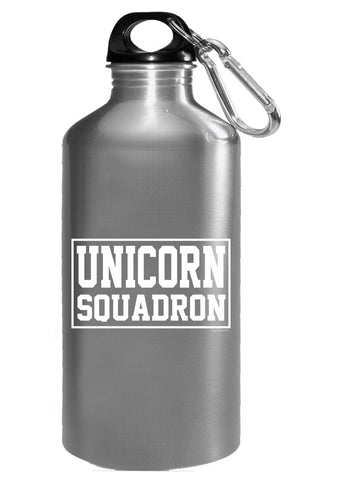 Unicorn Squadron Shirt - Perfect Surprise Present Ideas - Water Bottle