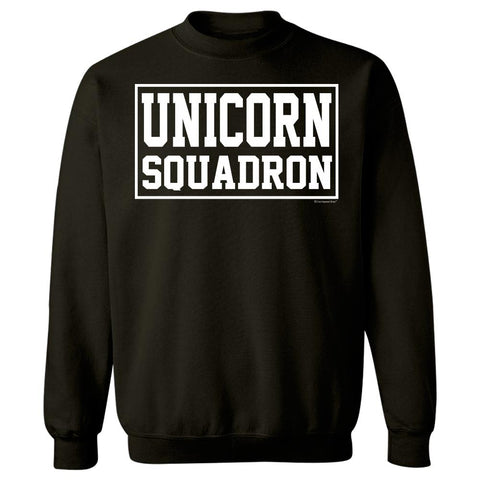 Unicorn Squadron Shirt - Perfect Surprise Present Ideas - Sweatshirt
