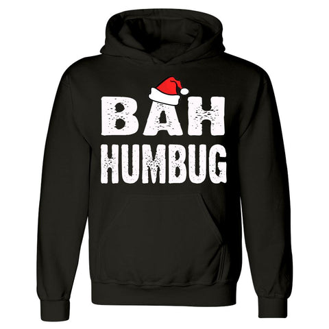 Bah Humbug Cheap Ugly Christmas Xmas Sweater - Hoodie