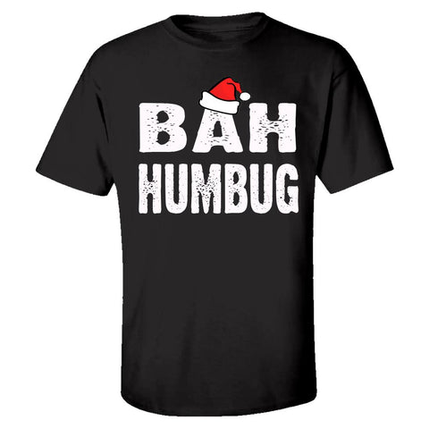 Bah Humbug Cheap Ugly Christmas Xmas Sweater - Kids T-shirt