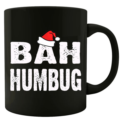 Bah Humbug Cheap Ugly Christmas Xmas Sweater - Mug