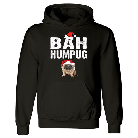 Bah Humpug Cheap Ugly Christmas Xmas Sweater - Hoodie
