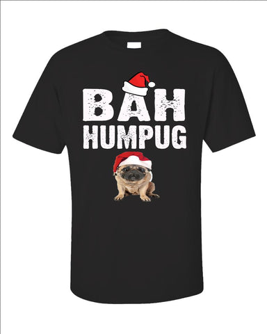 Bah Humpug Cheap Ugly Christmas Xmas Sweater - Unisex T-Shirt