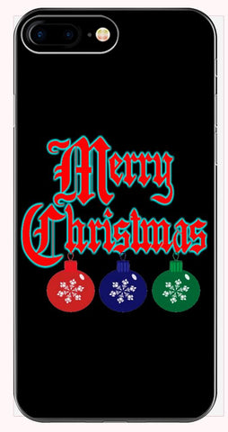 Merry Christmas Ugly Cheap Xmas Sweater - Phone Case for iPhone 6+, 6S+, 7+, 8+