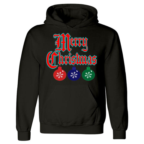 Merry Christmas Ugly Cheap Xmas Sweater - Hoodie