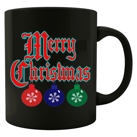Merry Christmas Ugly Cheap Xmas Sweater - Colored Mug