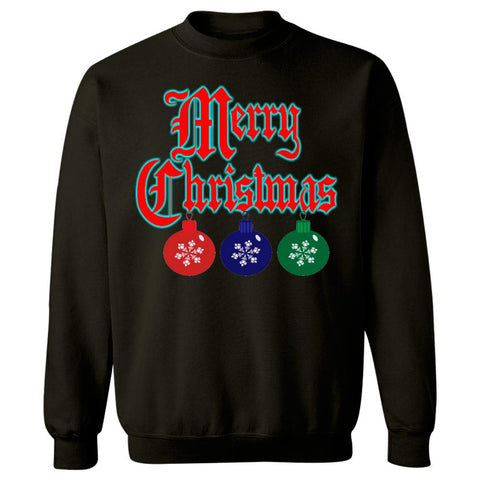 Merry Christmas Ugly Cheap Xmas Sweater - Sweatshirt