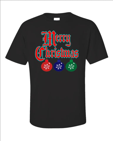 Merry Christmas Ugly Cheap Xmas Sweater - Unisex T-Shirt