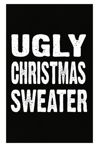 Merry Xmas Ugly Cheap Christmas Sweater - Poster