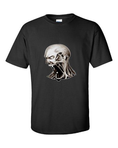 Dead Walking Scary Halloween Zombies Costume - Unisex Tshirt S-Black- Cool Jerseys - 1