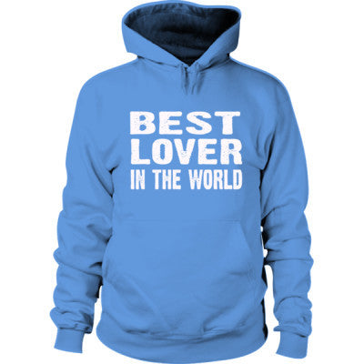 Best Lover In The World - Hoodie - Cool Jerseys - 1
