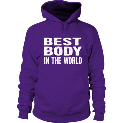 Best Body In The World - Hoodie - Cool Jerseys - 1