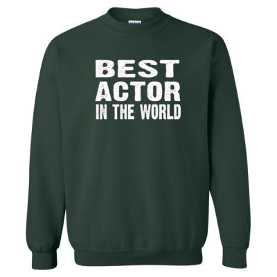 Best Actor In The World - Heavy Blend™ Crewneck Sweatshirt - Cool Jerseys - 1