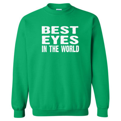 Best Eyes In The World - Heavy Blend™ Crewneck Sweatshirt - Cool Jerseys - 1