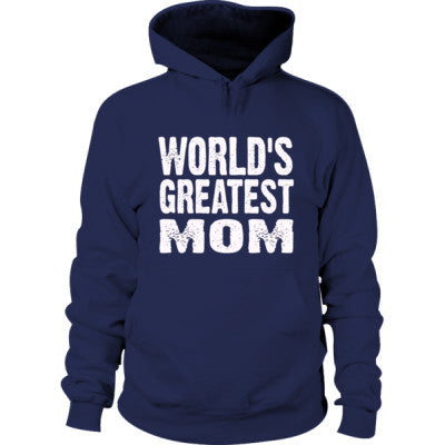 Worlds Greatest Mom - Hoodie - Cool Jerseys - 1