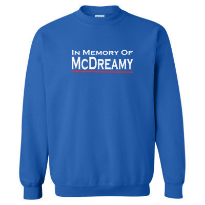 In Memory of McDreamy tshirt - Heavy Blend™ Crewneck Sweatshirt S-Royal- Cool Jerseys - 1