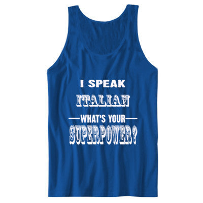 I Speak Italian - Cool Jerseys - 1