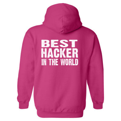 Best Hacker In The World - Heavy Blend™ Hooded Sweatshirt BACK ONLY S-Heliconia- Cool Jerseys - 1