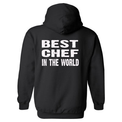 Best Chef In The World - Heavy Blend™ Hooded Sweatshirt BACK ONLY S-Black- Cool Jerseys - 1