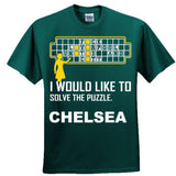 Chelsea Football Shirt - Ultra Cotton™ 100% Cotton T Shirt S-Forest- Cool Jerseys - 2