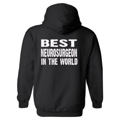 Best Neurosurgeon In The World - Heavy Blend™ Hooded Sweatshirt BACK ONLY S-Black- Cool Jerseys - 1