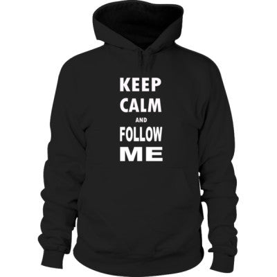 Keep Calm And Follow Me - Hoodie - Cool Jerseys - 1