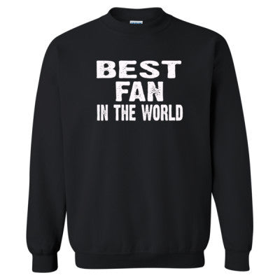 Best Fan In The World - Heavy Blend™ Crewneck Sweatshirt - Cool Jerseys - 1