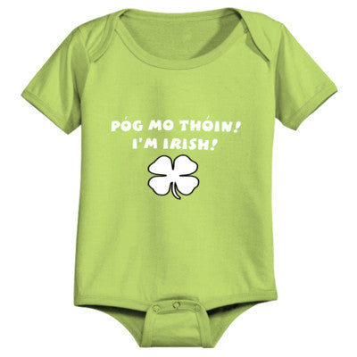 Pog Mo Thoin - Infant 1 Piece - Cool Jerseys - 1