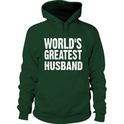 Worlds Greatest Husband - Hoodie - Cool Jerseys - 1