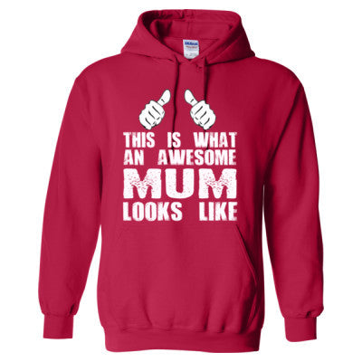 Best Mothers Day Gift - Heavy Blend™ Hooded Sweatshirt - Cool Jerseys - 1