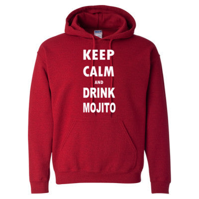 Keep Calm And Drink Mojito - Heavy Blend™ Hooded Sweatshirt - Cool Jerseys - 1