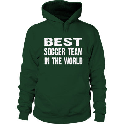 Best Soccer Team In The World - Hoodie - Cool Jerseys - 1